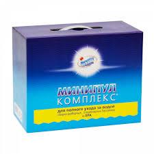 <b>Маркопул Кемиклс</b> МИНИПУЛ КОМПЛЕКС 5,5кг коробка <b>набор</b> ...