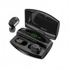 XG-<b>20 TWS</b> Wireless Bluetooth <b>Earphone</b> 5.0 8D Stereo LED Digital ...