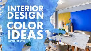 Interior Design Ideas | TOP <b>6</b> Color Trends 2018 | <b>Home Decoration</b> ...