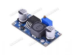 Step down <b>LM2596 DC-DC adjustable voltage</b> regulator 3A Output ...