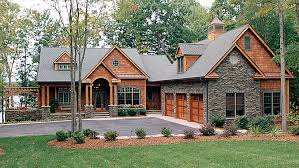 Lakeside House Plans   Lakeside Home Plans   Lakeside Home Designs     Bedroom Craftsman Home Plan HOMEPW
