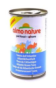 <b>Консервы ALMO NATURE Classic</b> Adult Atlantic Tuna для ...