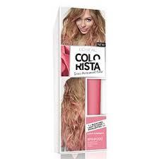 <b>Colorista</b> Semi Permanent Hair color for Light Blondes - <b>L'Oréal Paris</b>