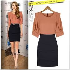 Free Shipping <b>New Arrival 2013</b> Business Wear Women Patchwork ...
