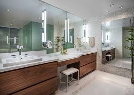 makeup amazing contemporary bathroom vanity