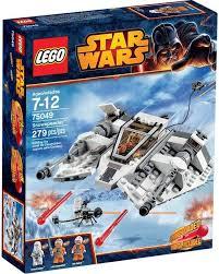 <b>Конструктор Lego Star Wars</b> 75049 Снеговой спикер