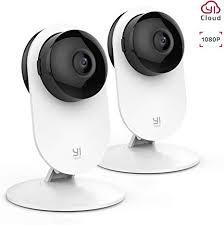 <b>YI</b> 2pc <b>1080P</b> Home Camera Wireless Indoor Security <b>IP</b>: Amazon ...