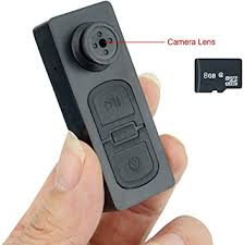 8GB Mini Pocket Button Hidden Spy Camera Video ... - Amazon.com