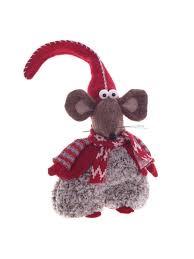 """<b>Игрушка</b> мягконабивная """"Новогодняя <b>мышка</b>"""" Triumph Xmas ..."""