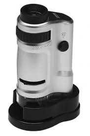 Купить <b>Микроскоп карманный Kromatech</b> 20–40x, с подсветкой ...