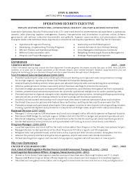 security supervisor resume getessay biz 10 images of security supervisor resume