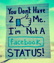 Keeping It Real Facebook Status Quotes | Keeping It Real Quotes ... via Relatably.com