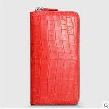 <b>Cestbeau</b> Import <b>Nile Crocodile</b> Wallet Crocodile <b>Belly</b> Hand Bag ...