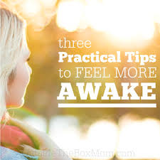 morning routine archives outside the box mom working mom blog three practical tips to help you feel more awake