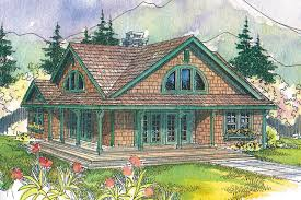 Craftsman House Plans   Cedar View     Associated DesignsCraftsman House Plan   Cedar View     Front Elevation
