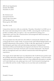 letter examples umd sample letter follow up thank you letter after interview