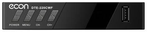 <b>TV</b>-<b>тюнер ECON DTE</b>-<b>220CWF</b> — купить по выгодной цене на ...