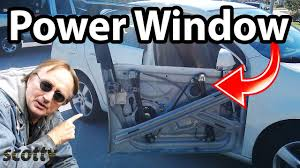 How to Fix Power <b>Window</b> (<b>Regulator</b> Assembly) in Your <b>Car</b> ...