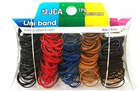 Vivid Colored TPU Hair Elastic Band (solid), Colorful ... - Amazon.com