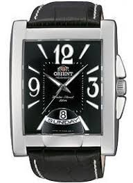 Прямоугольные <b>часы Orient</b> - купить оригинал: выгодные цены в ...