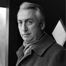 Roland Barthes is not mentioned by name, but he is certainly alluded to in 'Blue Is the Warmest Colour'. - Roland-Barthes