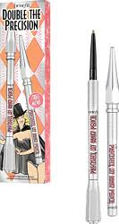 <b>Benefit</b> Precisely, My Brow Pencil <b>Double the Precision</b>
