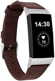 Genuine Leather Bands Compatible for Fitbit Charge ... - Amazon.com
