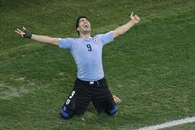 See the memes! Luis Suarez a viral World Cup star after he pushed ... via Relatably.com