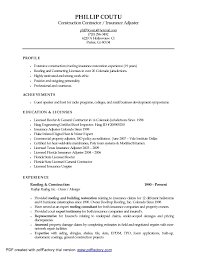sample resume for insurance claims adjuster professional resume sample resume for insurance claims adjuster property damage insurance claims adjuster claims adjuster resume sample claims