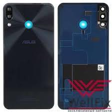 <b>Задняя крышка Asus</b> ZenFone 5Z ZS620KL черная купить в ...
