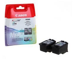 Купить Набор <b>картриджей Canon PG</b>-<b>510</b>/CL-511 Multipack ...