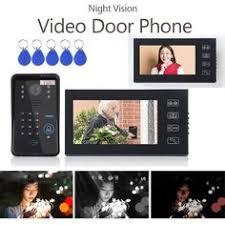YobangSecurity APP Remote Control Video Intercom <b>9 Inch</b> Monitor ...