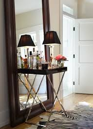 transitional home office urritia design chic mini bar design