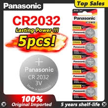 Compare prices on panasonic cr2032 3v battery – Shop best value ...