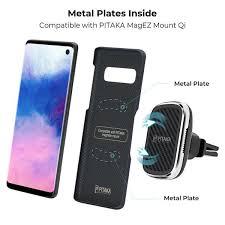 MagEZ <b>Case for Samsung Galaxy</b> S10e & S10 & S10+ | PITAKA