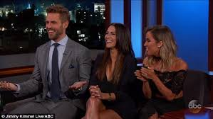 Image result for Andi Dorfman's Reason for Crashing Nick Viall's Season of The Bachelor Revealed