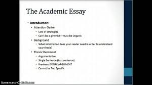jpg conventions of the academic essay