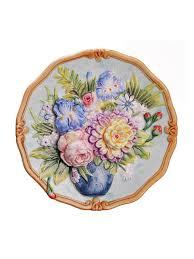 """Панно-тарелка """"Весенний букет"""" 20см <b>Lefard</b> 5203323 в ..."""