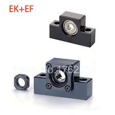 EK10 EF10 <b>Ball Screw End Support Set</b> : 1 pc Fixed Side EK10 and ...