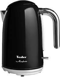 Купить <b>Чайник электрический TESLER KT-1755</b>, черный и ...