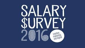 salary survey  the 2016 salary survey