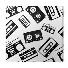 80s <b>nostalgia style</b>. Vintage retro 80's vector fashion seamless ...