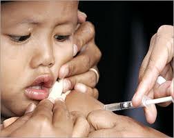 1521 مصابا بالحصبة في البلاد وحملة تطعيم واسعة