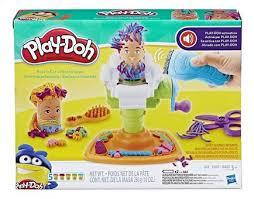 <b>Hasbro Play Doh</b> Buzz 'n Cut Barber Shop Set <b>E2930</b> :: Творческие ...