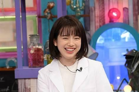 笑顔の弘中綾香