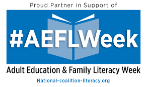 Image result for adult education and family literacy week