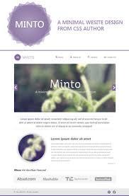 17 best images about web design template psd minto a minimal website design template psd cssauthor com