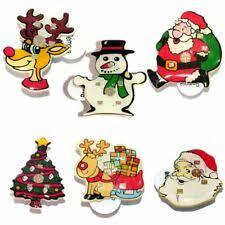 Flashing Christmas Brooch for sale | eBay