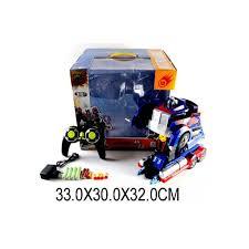 <b>Игрушка</b>-<b>трансформер</b> радиоуправляемая Робот-<b>машина Наша</b> ...