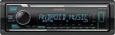 <b>Автомагнитола Kenwood KMM-125</b> — купить автомобильную ...